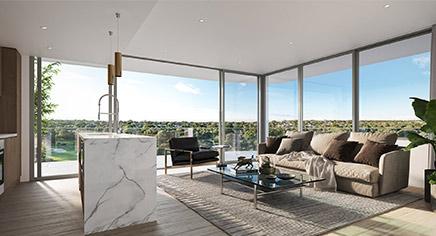 Conquest™ interior apartment