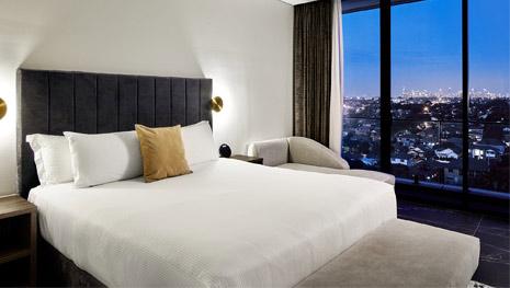Conquest™ Burwood bedroom