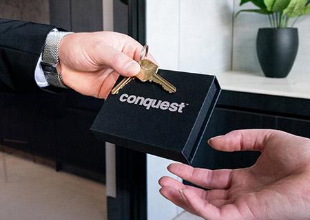 Conquest™ keys